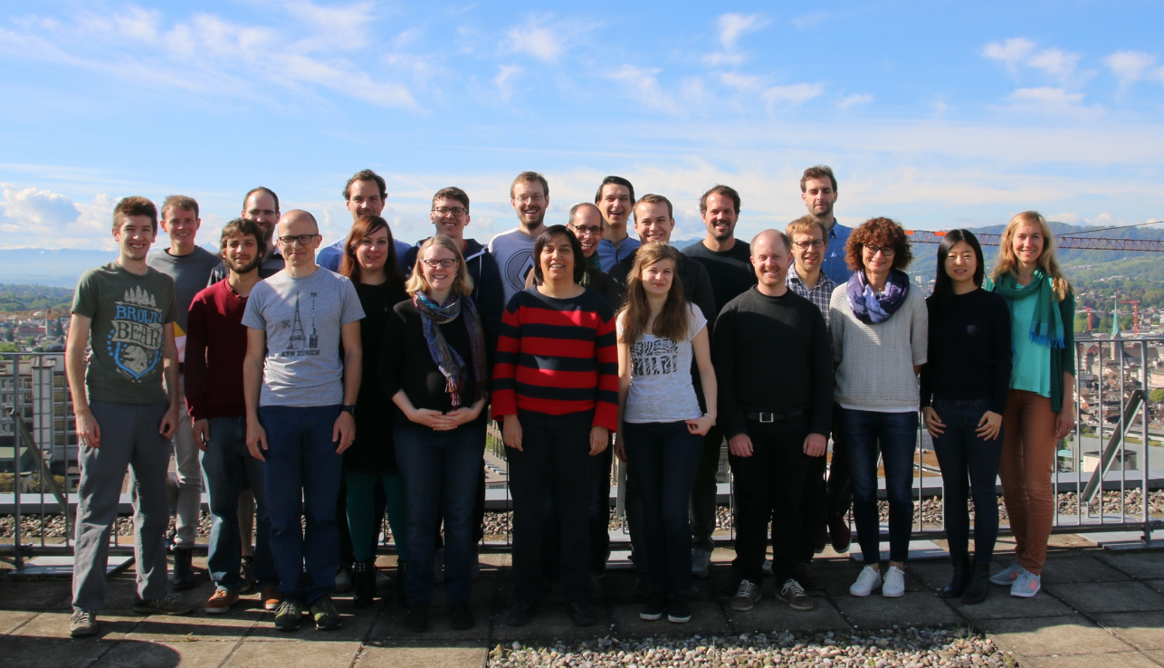 Land-Climate Interactions Group Picture 2015